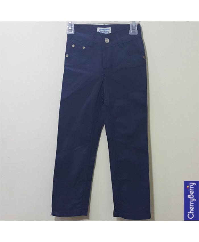Boys Cotton Trouser