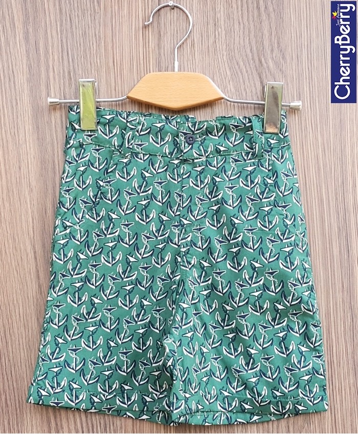 Boys Cotton Short (S17C01)