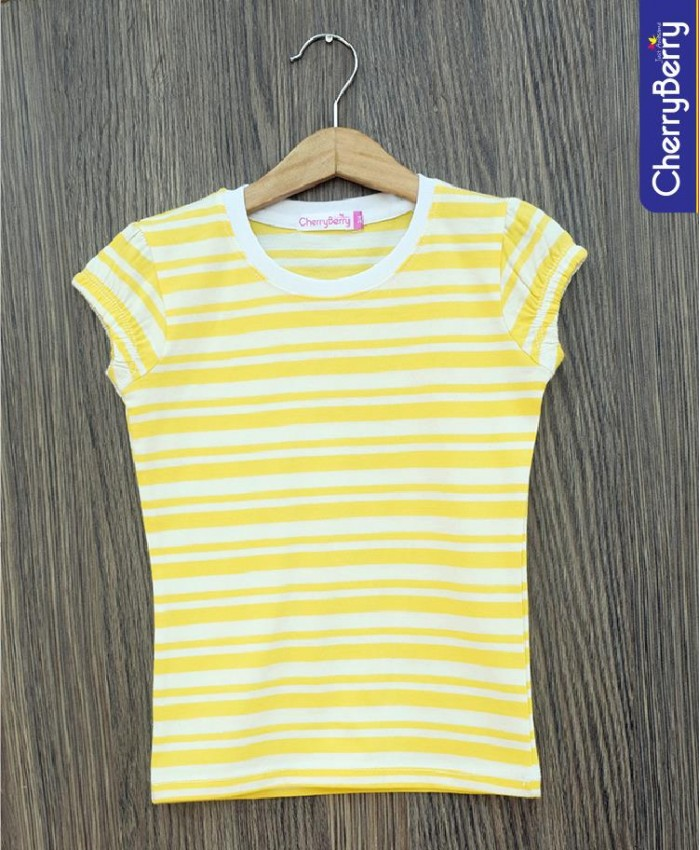 Girls Printed T-shirt (S17G71)