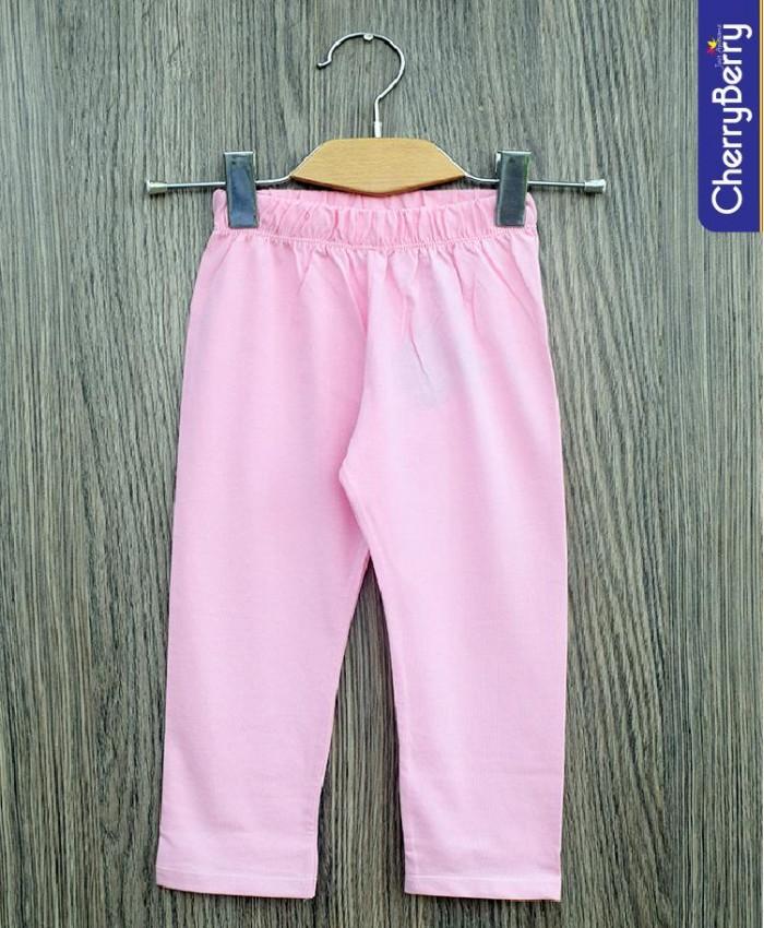 baby girls pink Tights