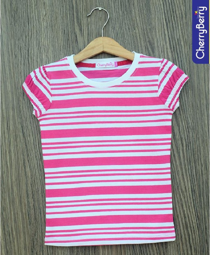 Girls Printed T-shirt (S17G88)