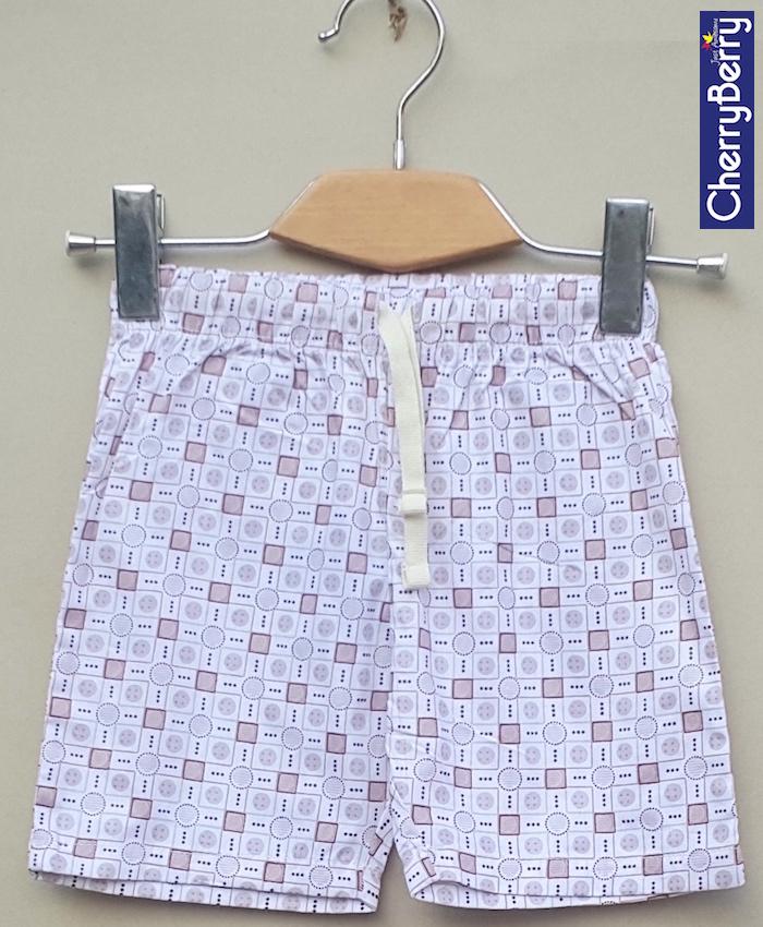 Boys cotton Short (S18C01)