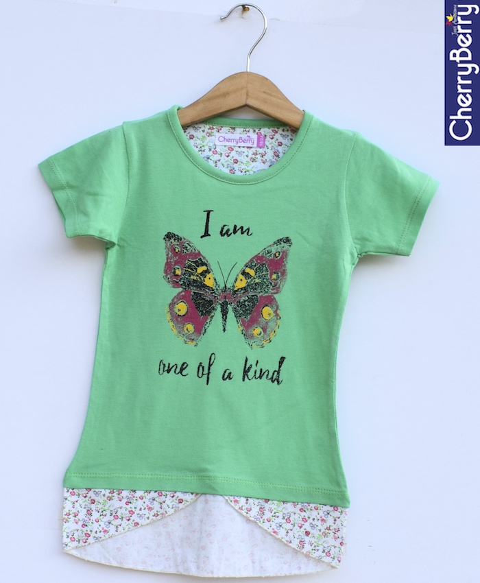 Baby Girls PrinteTop (S18G14)