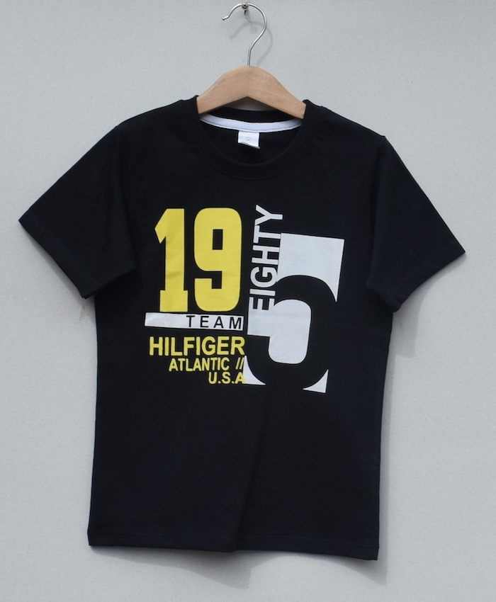Boys printed T-shirt (S19B79)