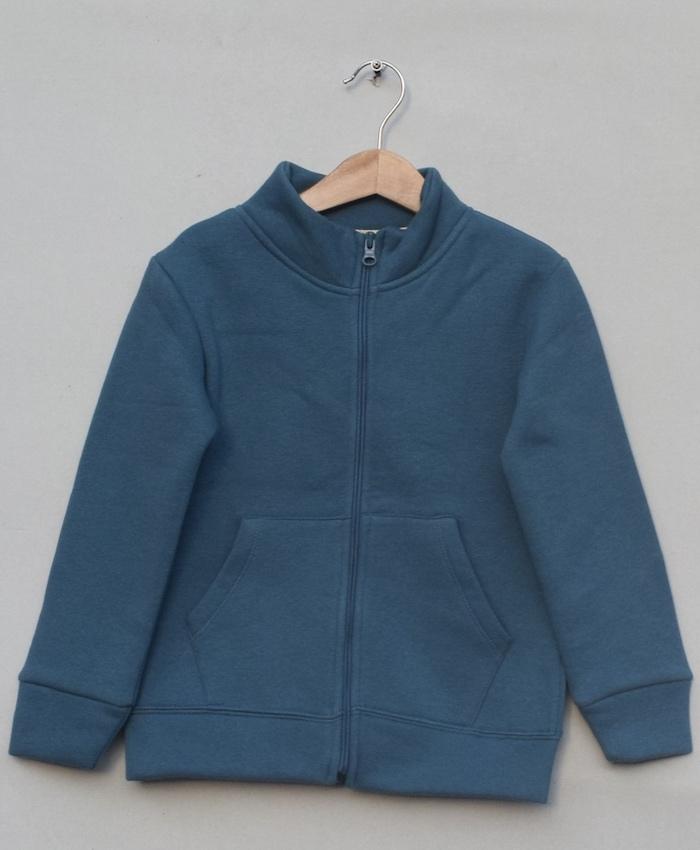 Fleece Zipper Jacket (W18B71)