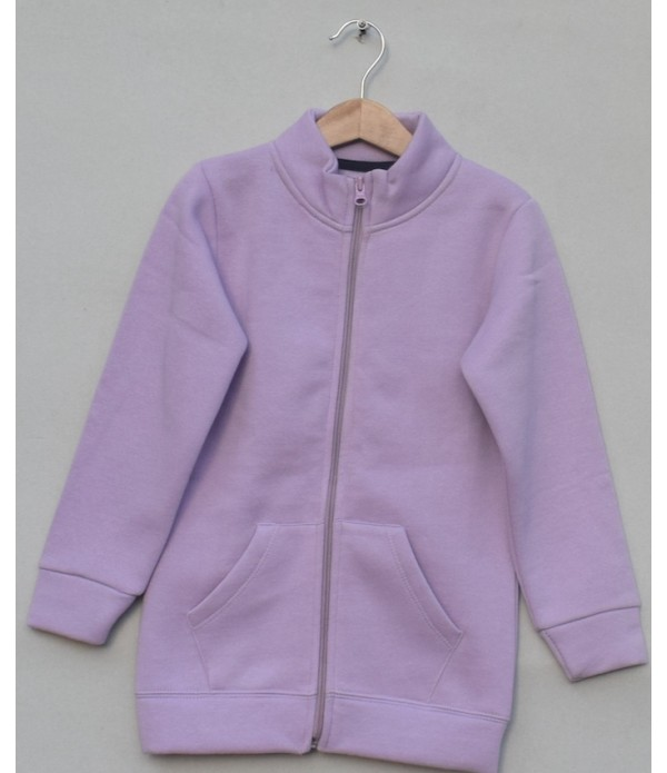 Fleece Zipper Jacket (HD-1017)
