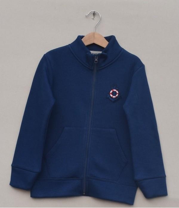 Fleece Zipper Jacket (HD-1021A)