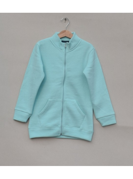 Fleece Zipper Jacket (W18B69)