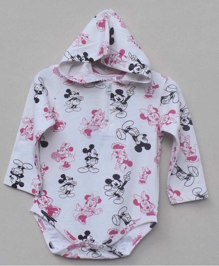 Baby cotton Romper (W18B15)