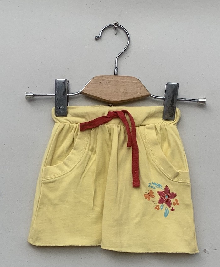 Baby Girls Skirt (S14G77)