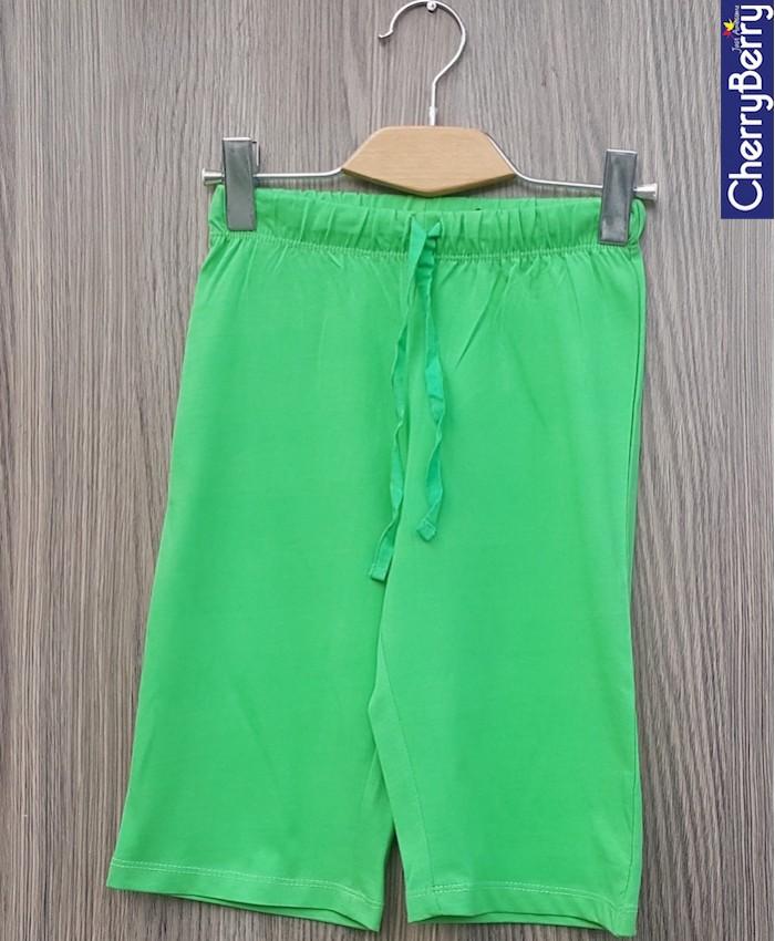 Boys Knit Green Short