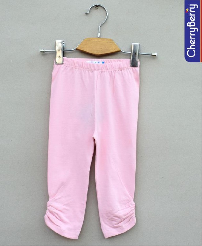 Baby Girls light pink Tights