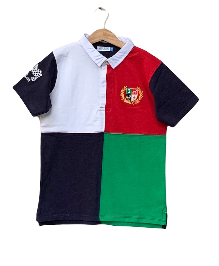 Boys Rugby Shirt
