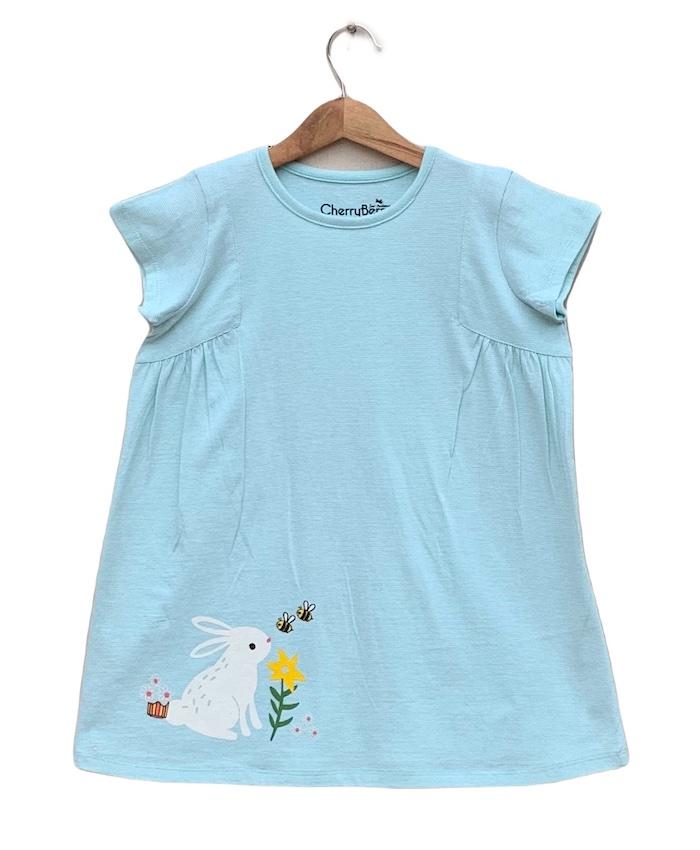 Rabbit girl T-shirt