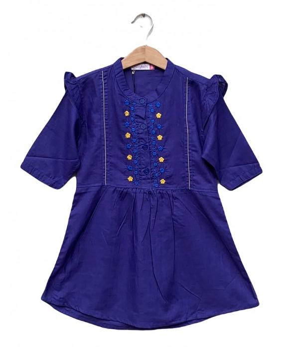Embroider dress