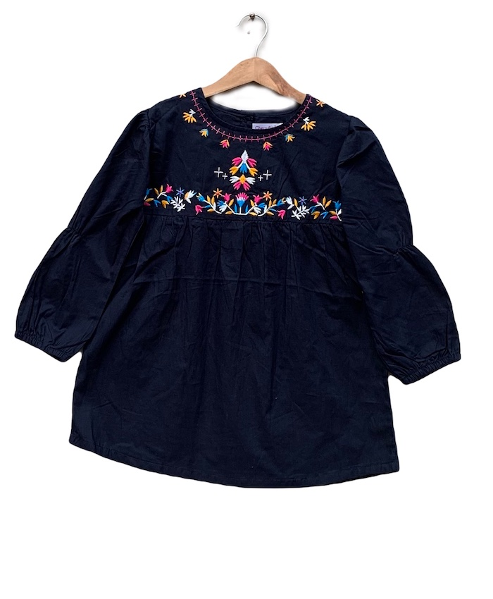 Girls Embroider dress