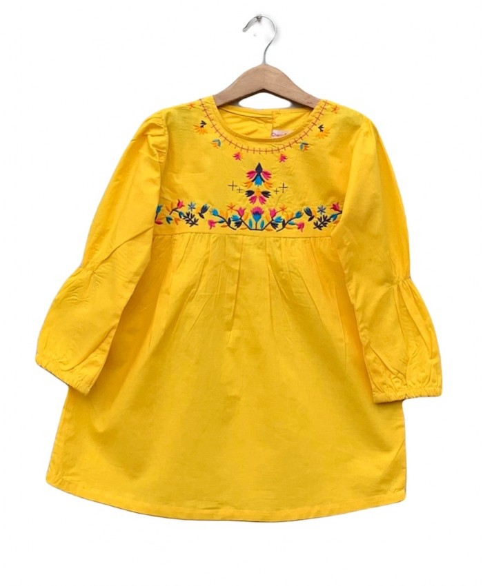 Baby Embroider dress