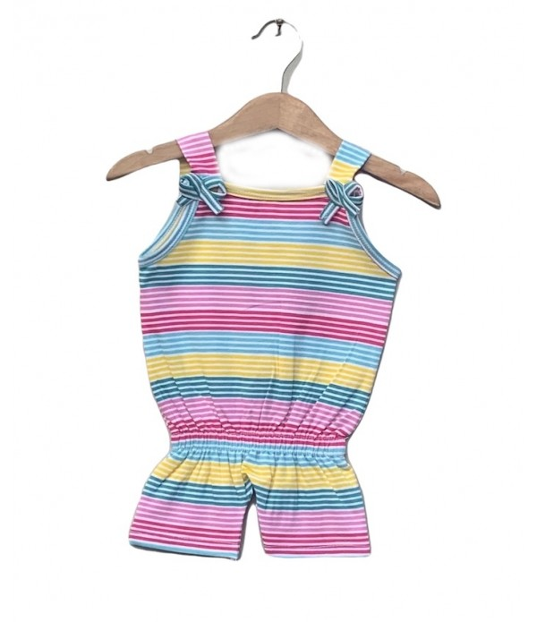 Baby Strips Jumpsuit