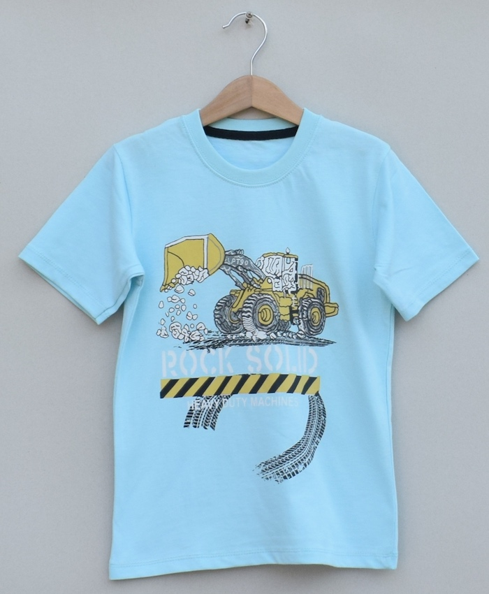 Baby boys printed T-shirt