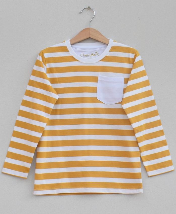 Boys strips T-shirt (S19B35)