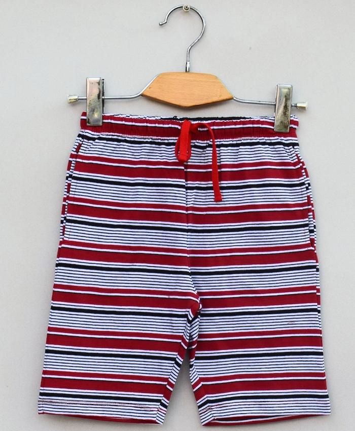 Boys Strips Short (S19B67)