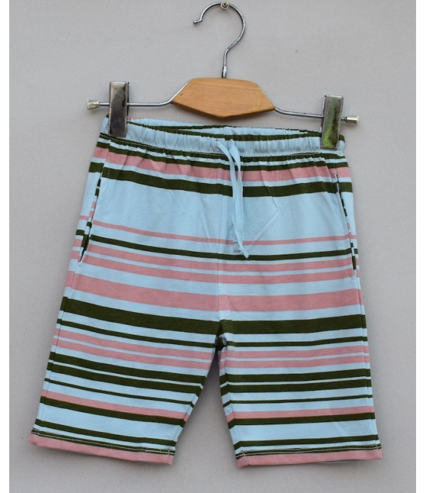 Boys Strips Short (S19B71)