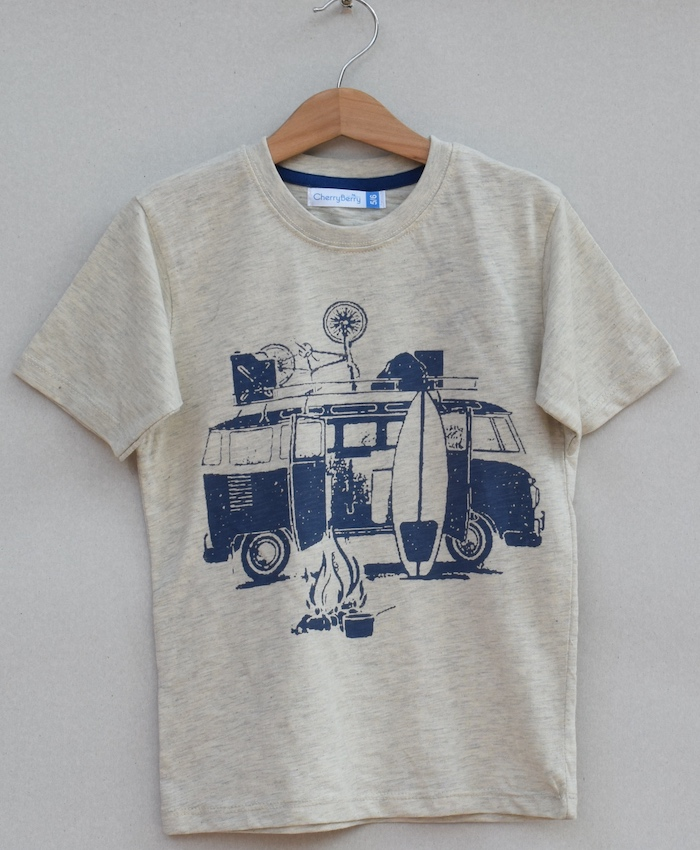 boys travel T-shirt