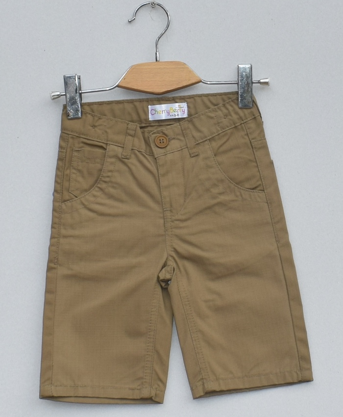 cotton khaki Short
