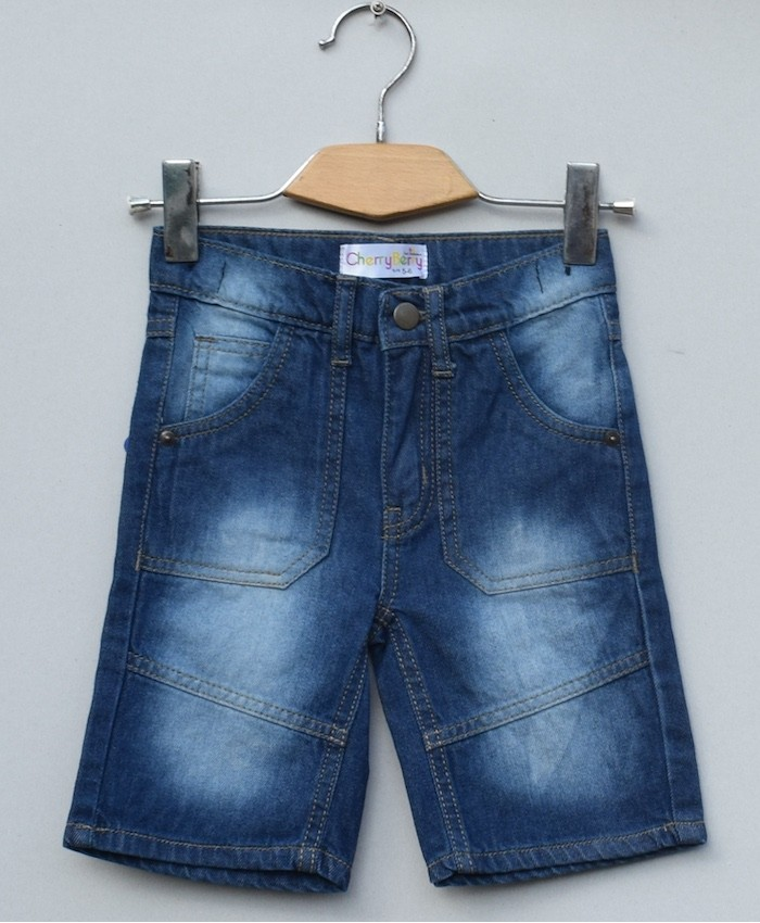 Boys Denim short (S19D11)
