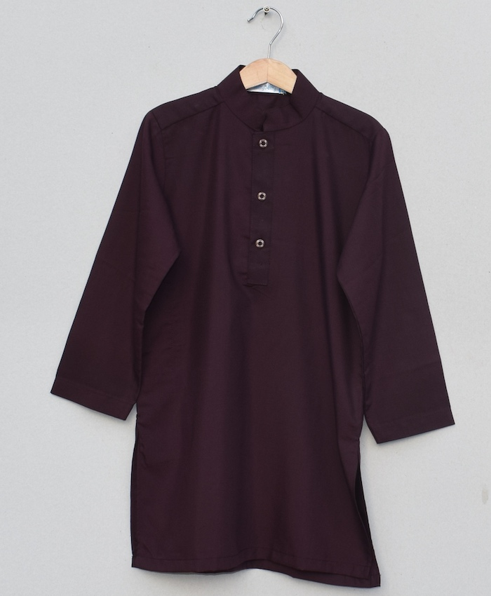 Boys plain Kurta(S19K14)