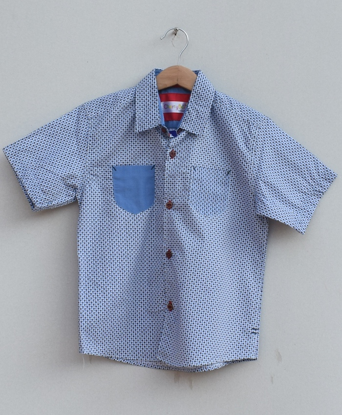 Boys Cotton Shirt (S19S01)