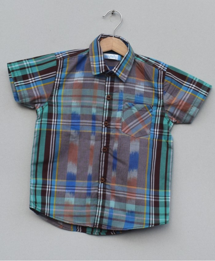 Boys Cotton Shirt (S19S03)