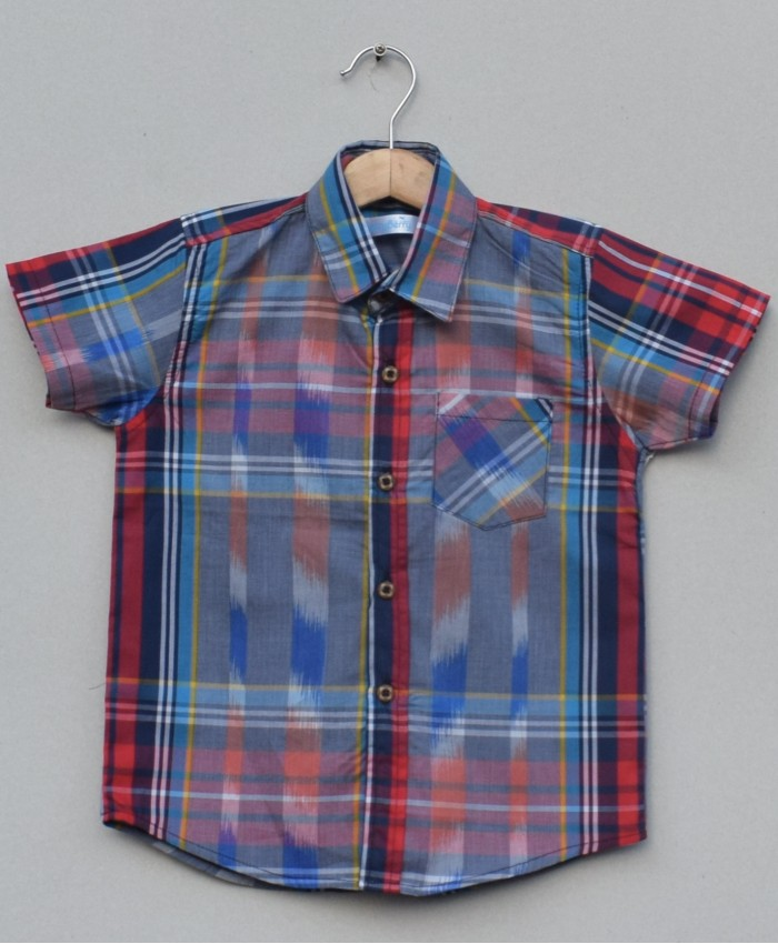 Boys Cotton Shirt (S19S04)