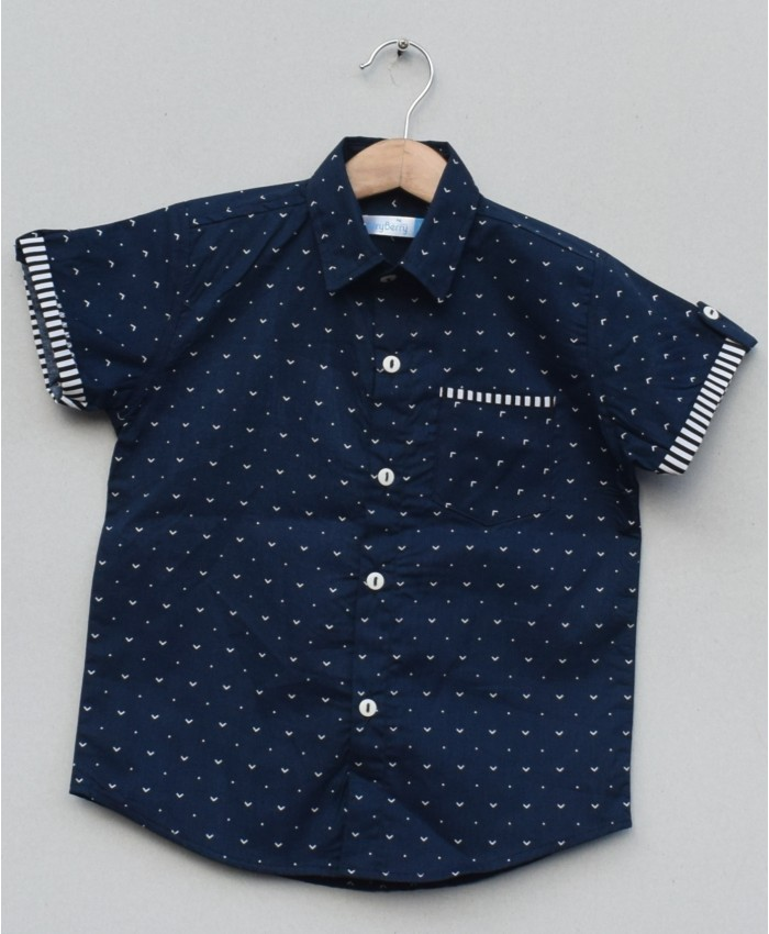 Boys Cotton Shirt (S19S05)