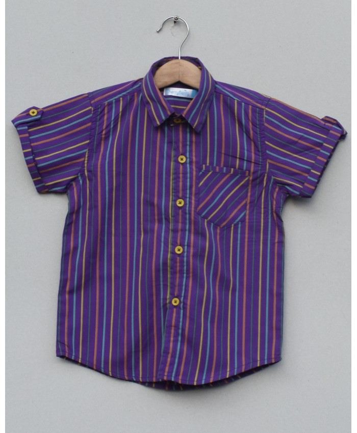 Boys Cotton Shirt (S19S06)