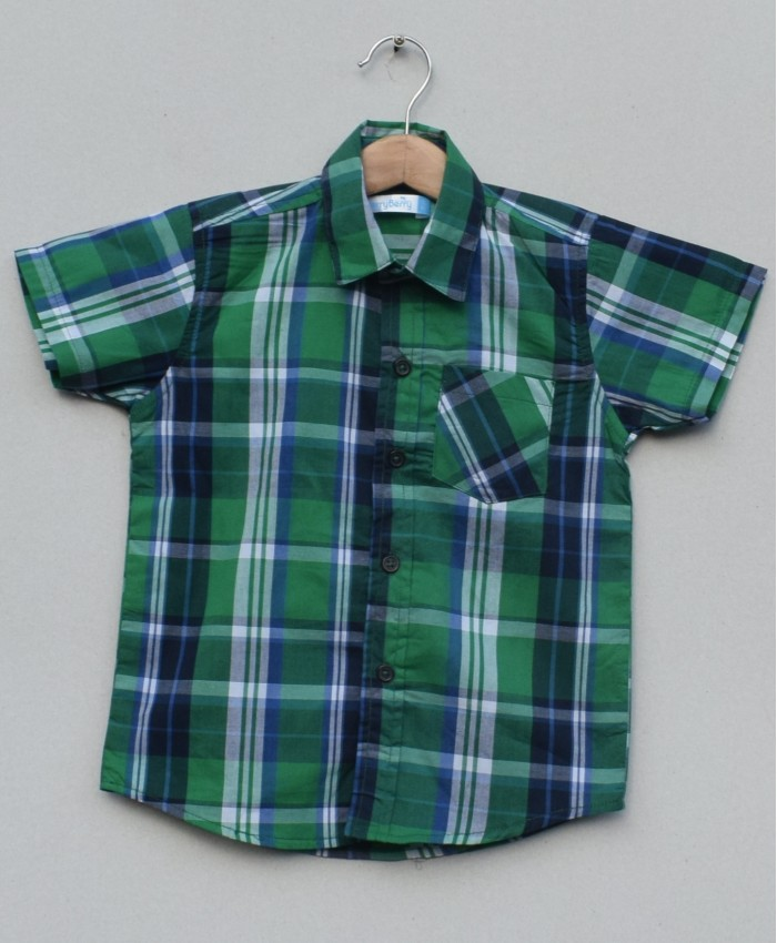 Boys Cotton Shirt (S19S08)