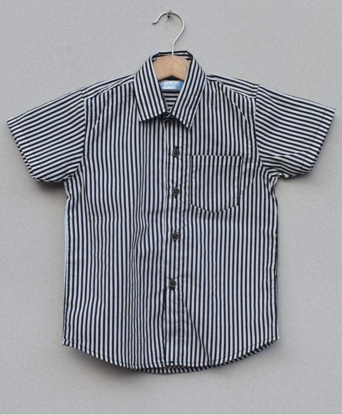 Boys Cotton Shirt (S19S10)