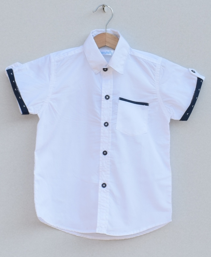 Boys Cotton Shirt (S19S11)