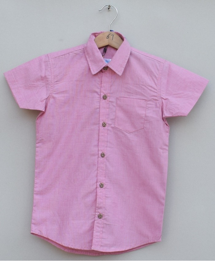Boys Cotton Shirt (S19S14)