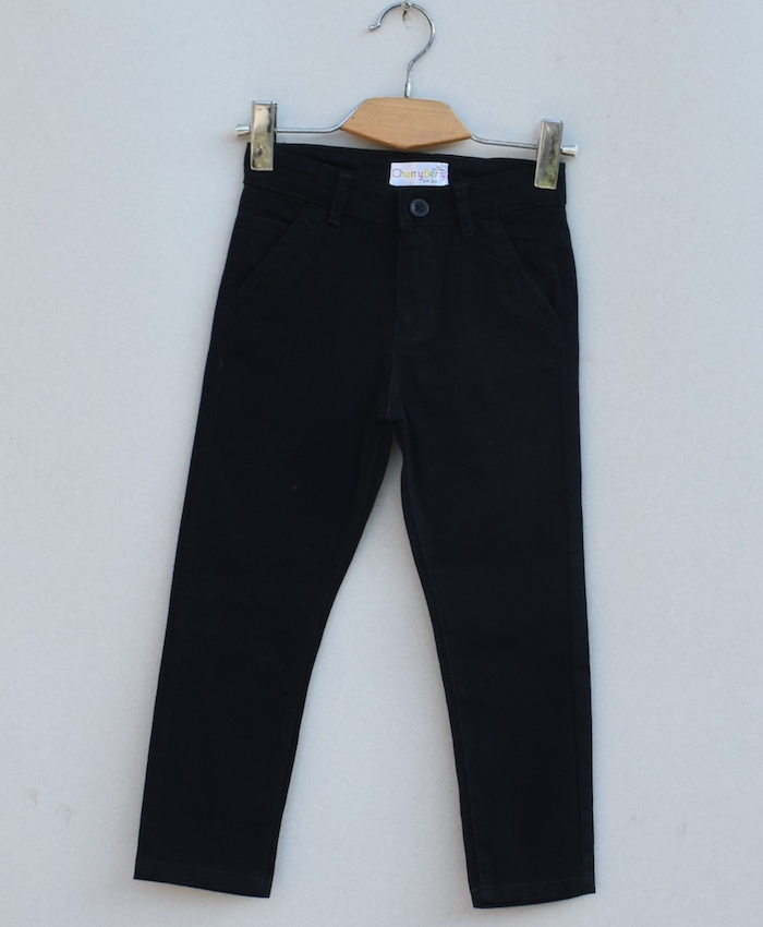 Boys Cotton Trouser (S19T02)