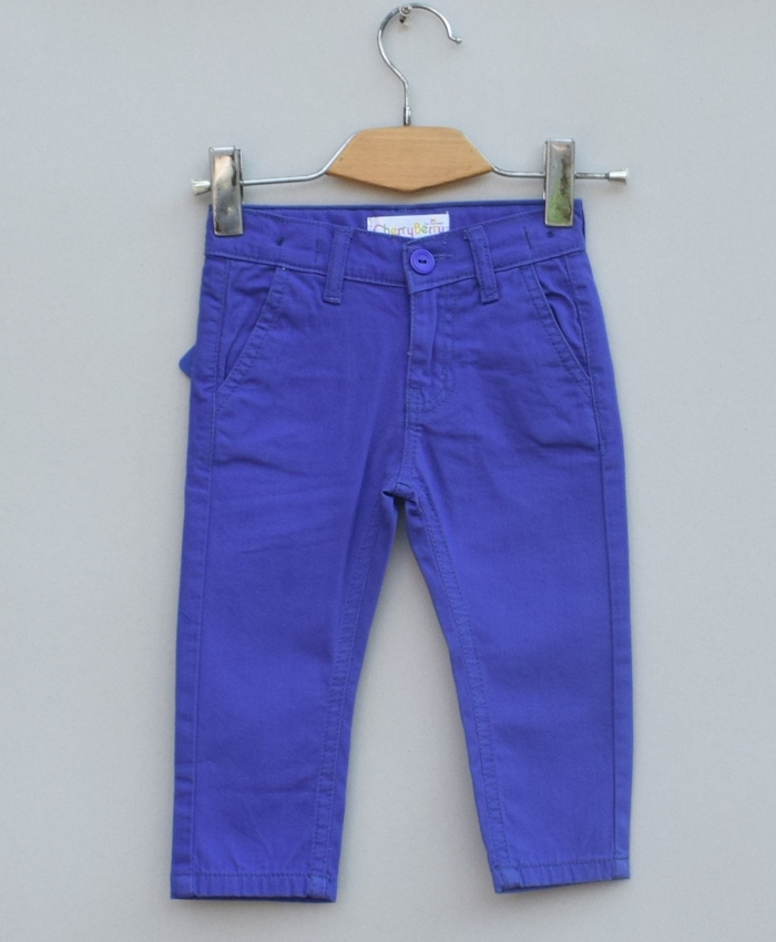 Boys Cotton Trouser (S19T04)