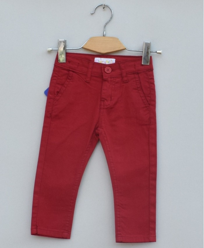 Boys Cotton Trouser (S19T06)