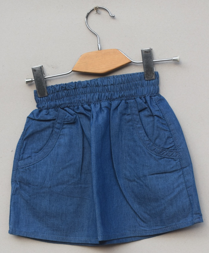 Baby Girl denim Skirt (S19D03)