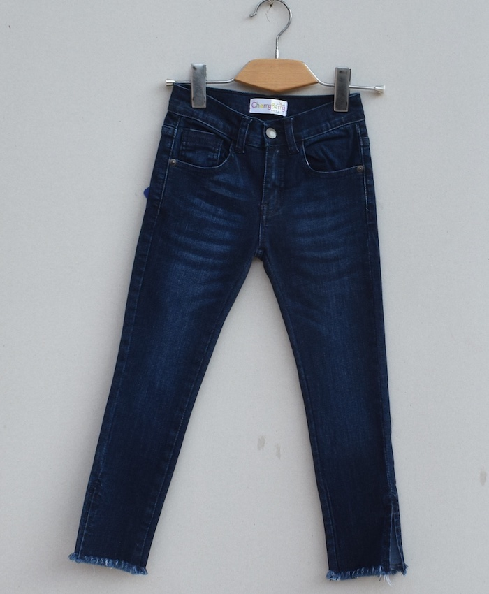 Girls stretch Denim Jean (S19D09)