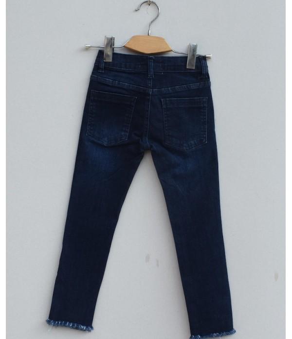 Girls stretch Denim Jean (S19D09)