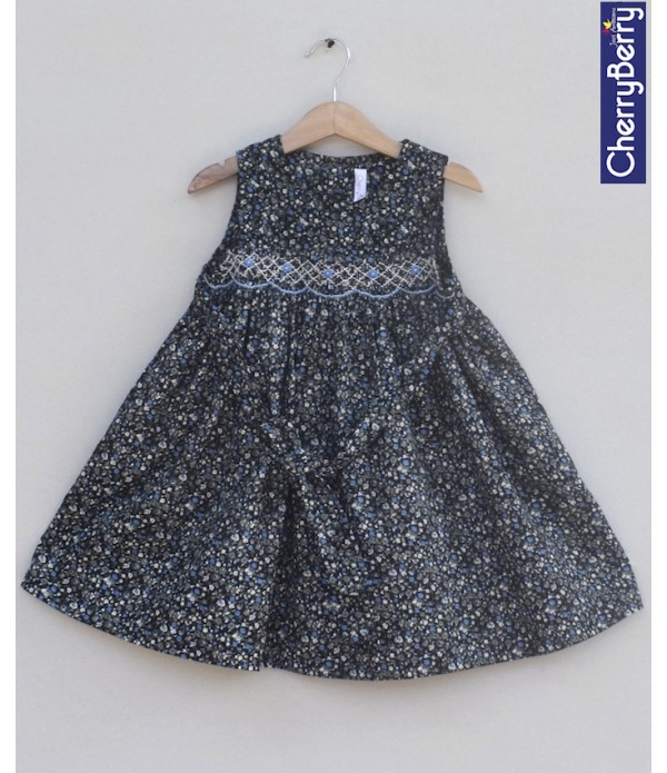 Girls cotton Frock (S19F15)