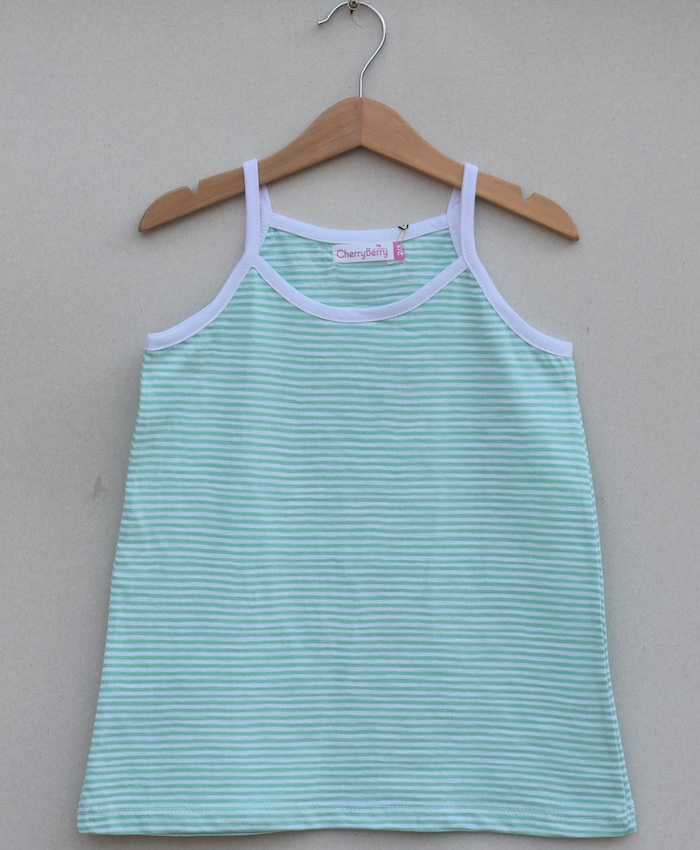 Girls strips Tanktop (S19G61)