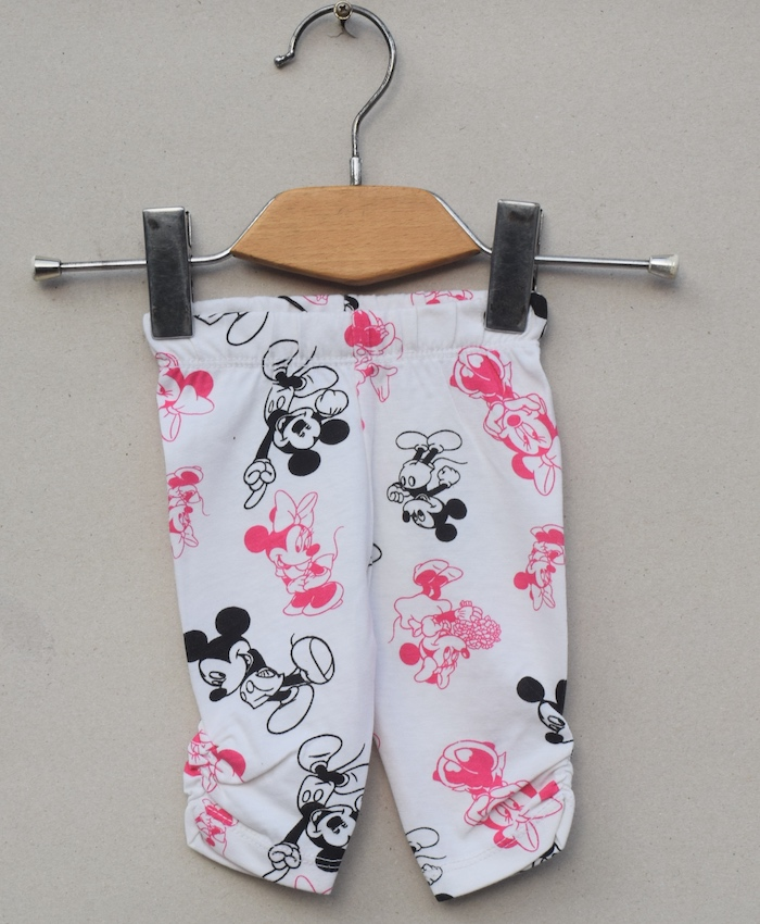 carton printed Tights