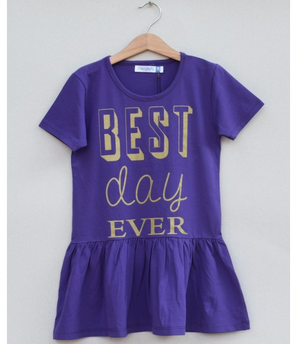 Girls Printed T-shirt (S19G79)