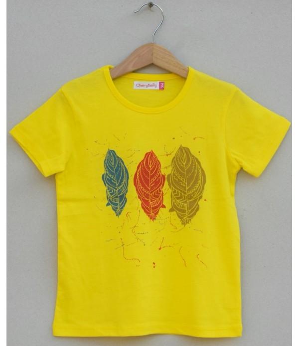 Girls Print T-shirt (S19G88)